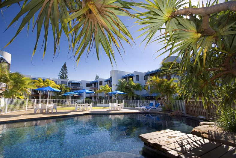 Headland Tropicana - Accommodation Gold Coast