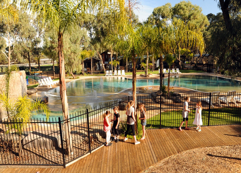BIG4 Renmark Riverfront Caravan Park - Accommodation Gold Coast