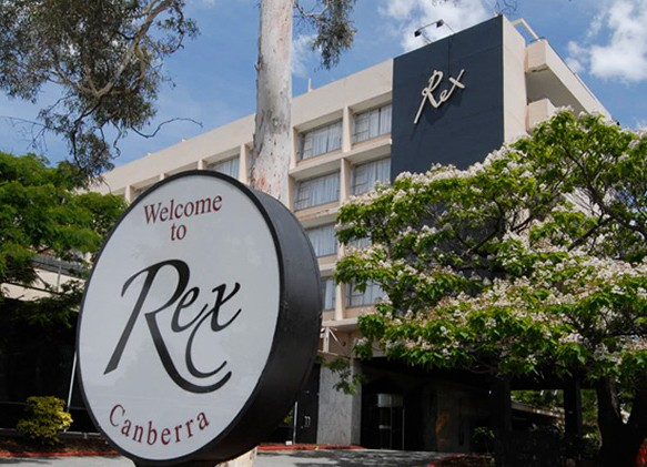 Canberra Rex Hotel - Accommodation Gold Coast