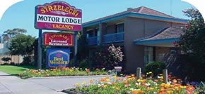 Strzelecki Motor Lodge - Accommodation Gold Coast