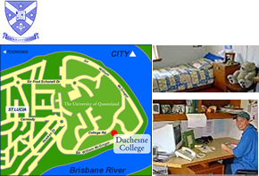 Duchesne College - Accommodation Gold Coast