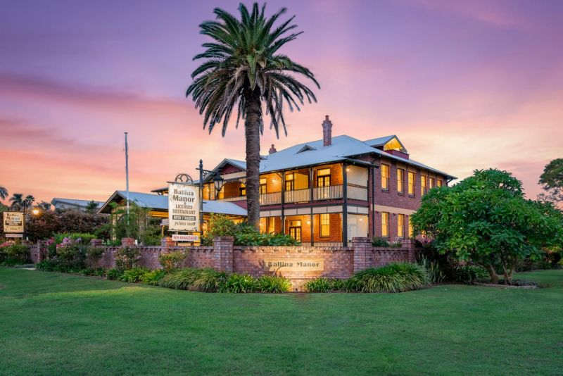 Ballina Manor Boutique Hotel  - Accommodation Gold Coast