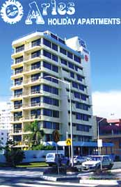 Aries Holiday Apartments - Accommodation Gold Coast