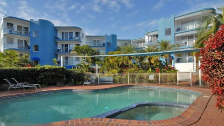 Tranquil Shores Holiday Apartments - Accommodation Gold Coast