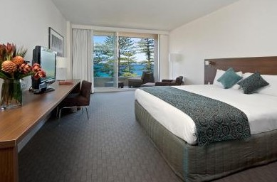 Manly Pacific Sydney Managed By Novotel - Accommodation Gold Coast