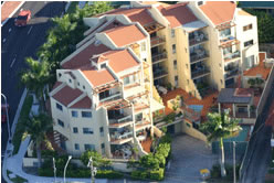 Santa Fe Holiday Apartments - Accommodation Gold Coast