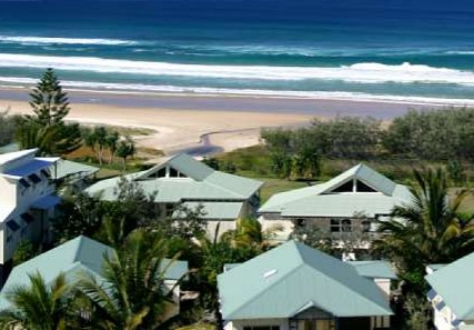 Fraser Island Beach Houses - Accommodation Gold Coast