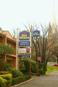 Best Western Cathedral Motor Inn - Accommodation Gold Coast