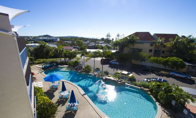 Endless Summer Resort - Accommodation Gold Coast