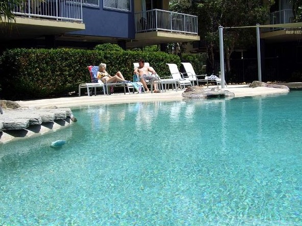Seacove Coolum Resort - Accommodation Gold Coast
