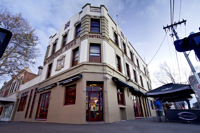 The Limerick Arms Hotel - Accommodation Gold Coast