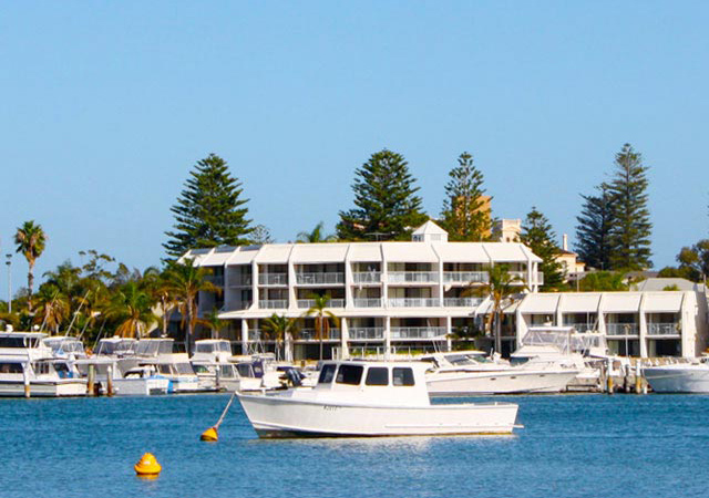 Pier 21 Apartment Hotel Fremantle - Accommodation Gold Coast