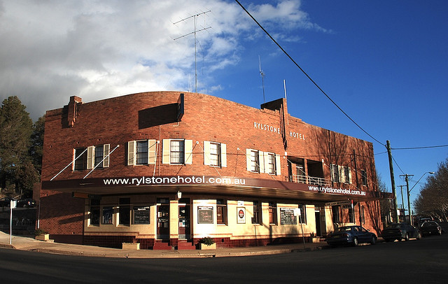 Rylstone Hotel - Accommodation Gold Coast