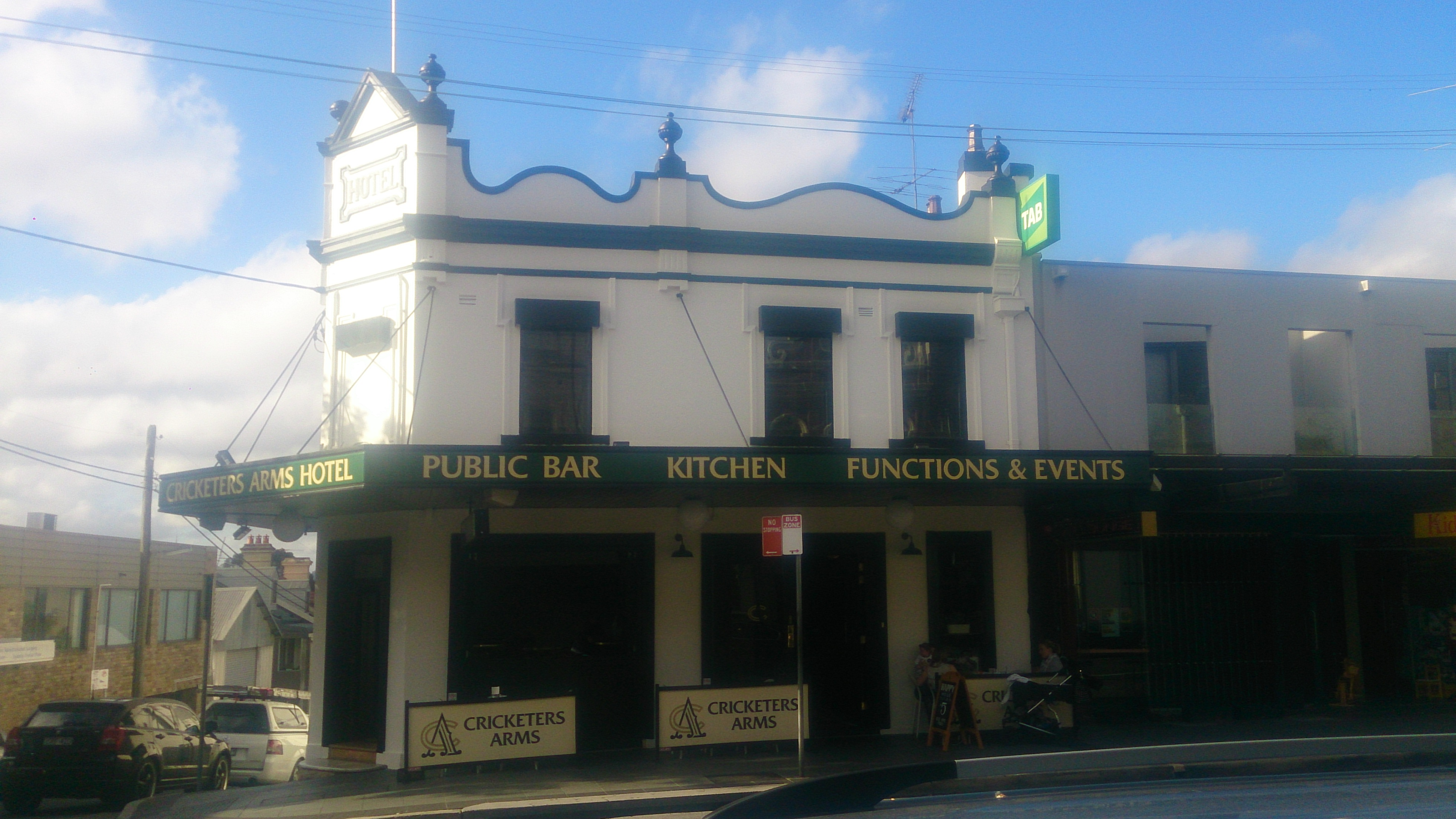 Cricketers Arms Hotel - Accommodation Gold Coast