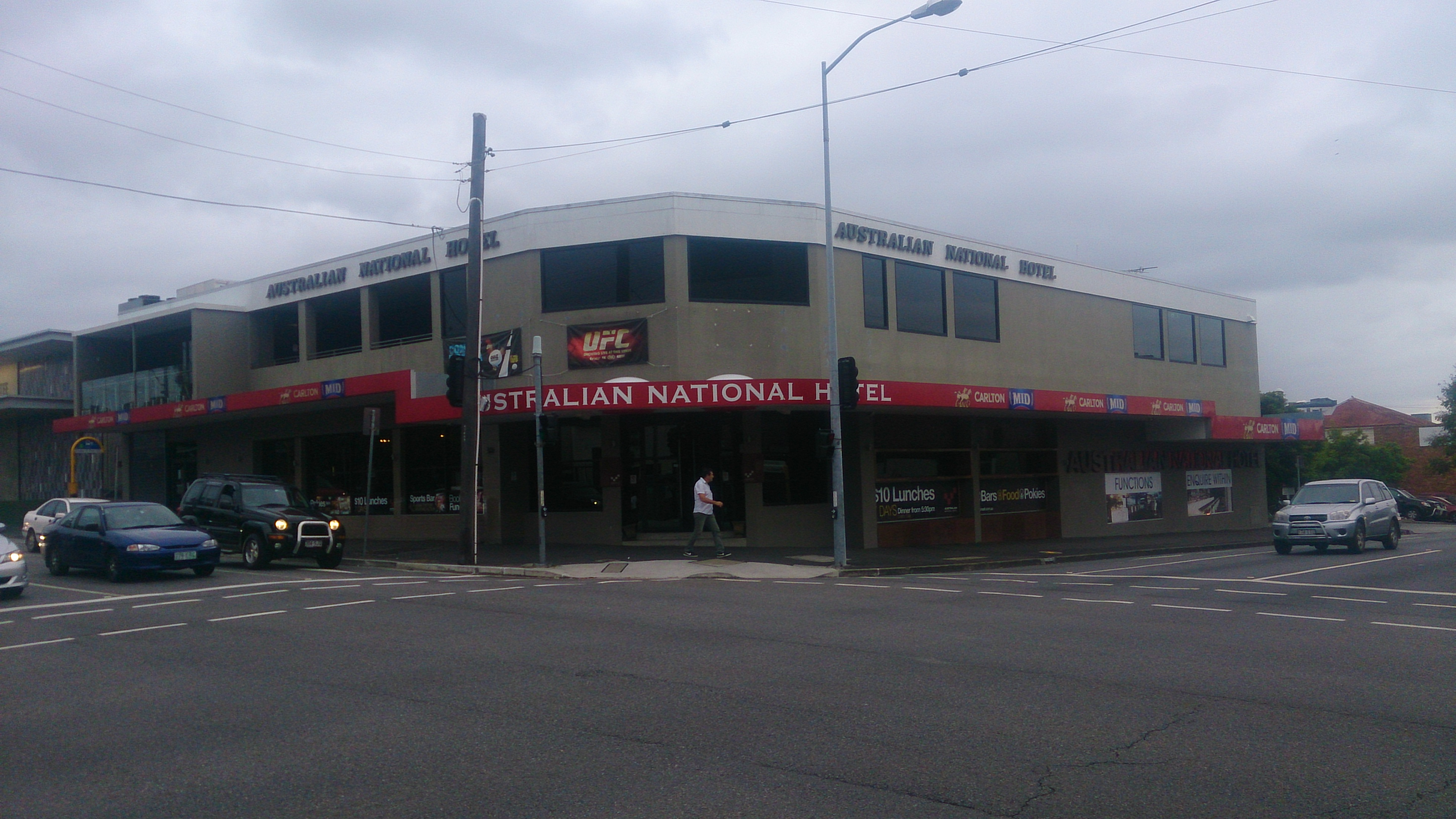 Australian National Hotel - Accommodation Gold Coast