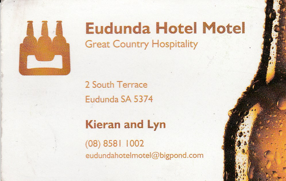 Eudunda Hotel Motel - Accommodation Gold Coast