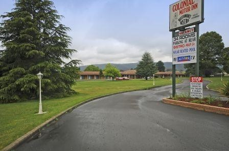 Colonial Motor Inn - Lithgow - Accommodation Gold Coast