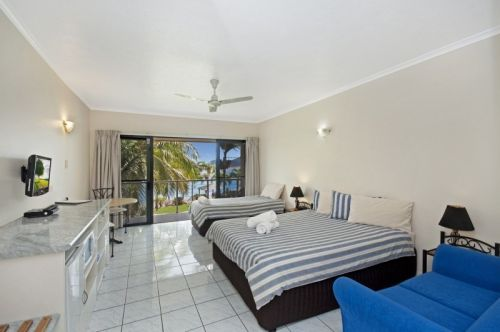Hinchinbrook Marine Cove Motel - Accommodation Gold Coast