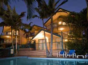 Karana Palms Resort - Accommodation Gold Coast