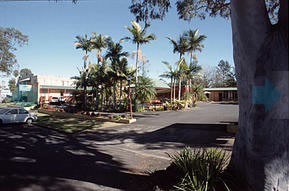 Dawson Motor Inn - Accommodation Gold Coast