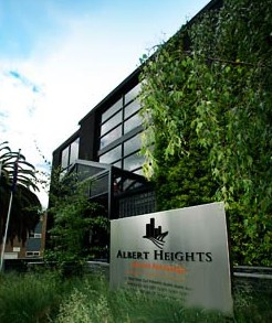 Albert Heights Serviced Apartments - Accommodation Gold Coast