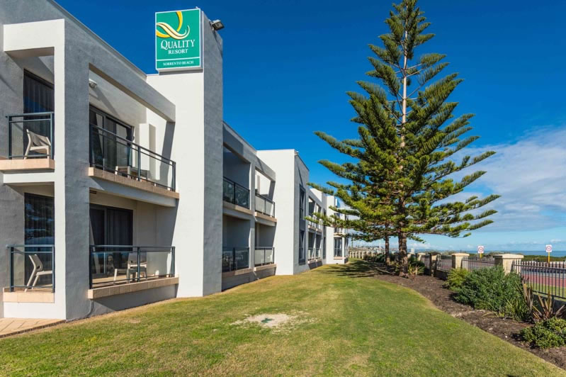 Quality Resort Sorrento Beach - Accommodation Gold Coast