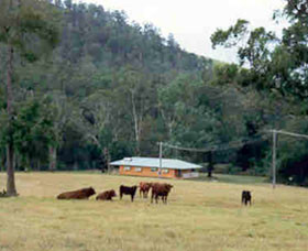 Shute Hill Country Retreat - Accommodation Gold Coast