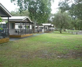 Beachfront Caravan Park - Accommodation Gold Coast