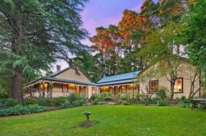 Glen Isla Historic Blue Mountains Accommodation - Accommodation Gold Coast