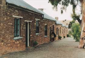 Burra Heritage Cottages - Tivers Row - Accommodation Gold Coast