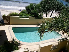 Portofino Beachfront Apartments - Accommodation Gold Coast