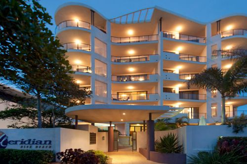 Meridian Alex Beach Apartments - Accommodation Gold Coast