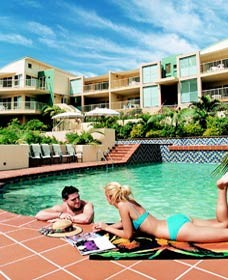 Headland Beach Resort - Accommodation Gold Coast