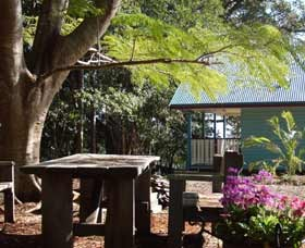 Pines On The Plateau Luxury Lodges - Accommodation Gold Coast