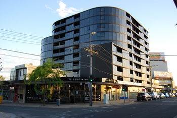 Bayside Towers Serviced Apartments - Accommodation Gold Coast