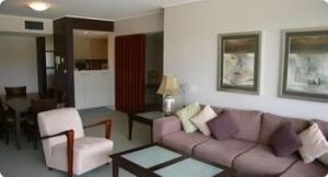 Castle Hill 503 Pen Furnished Apartment - Accommodation Gold Coast