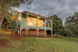 Pencil Creek Cottages - Accommodation Gold Coast