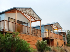 Discovery Holiday Parks Hobart Cosy Cabins - Accommodation Gold Coast