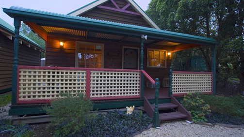 Trawool Cottages  Farmstay - Accommodation Gold Coast