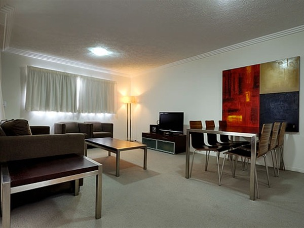 Gabba Central Apartments - Accommodation Gold Coast