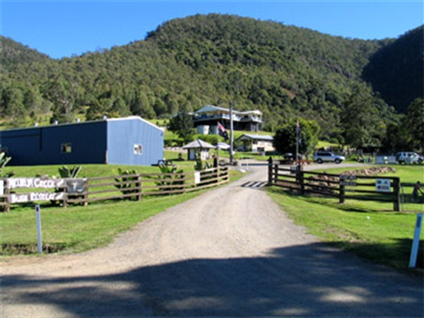 Neurum Creek Bush Retreat - Accommodation Gold Coast