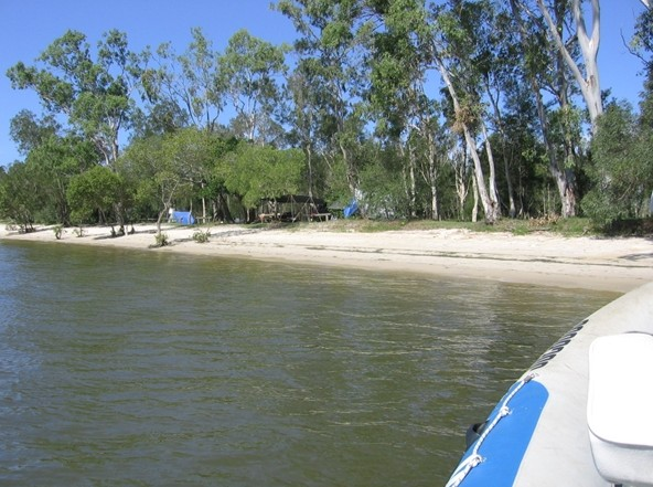 Mission Point Camping Area - Accommodation Gold Coast