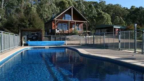 Karoonda Olive Grove Retreat at Mt Buffalo Olives - Accommodation Gold Coast