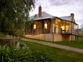 Longview Vineyard Homestead - Accommodation Gold Coast