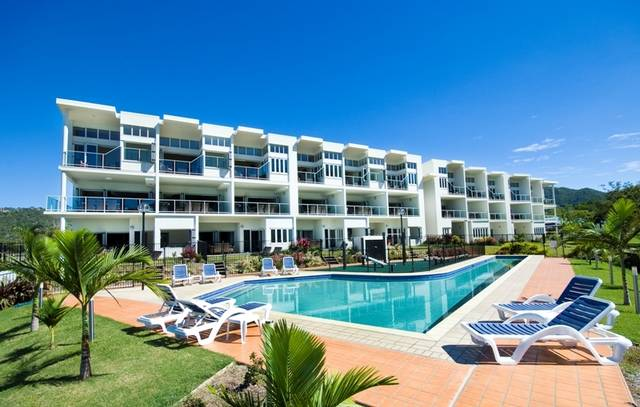 Beachside at Magnetic Harbour - Accommodation Gold Coast