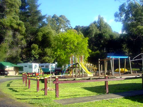 Blackwood Mineral Springs Caravan Park - Accommodation Gold Coast