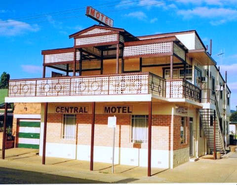 Central Motel - Accommodation Gold Coast