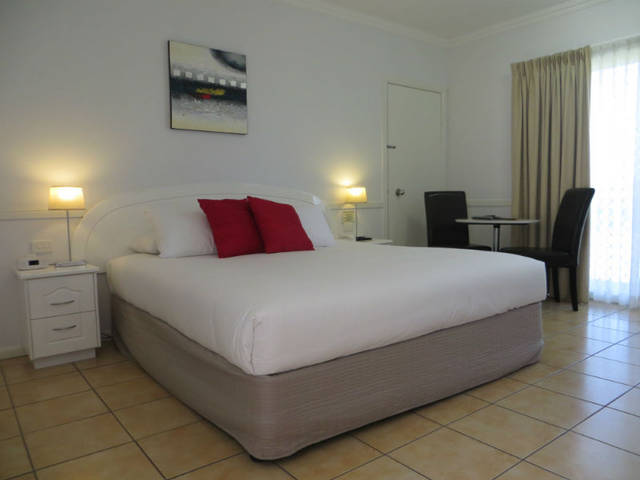 Charters Towers Heritage Lodge Motel - Accommodation Gold Coast