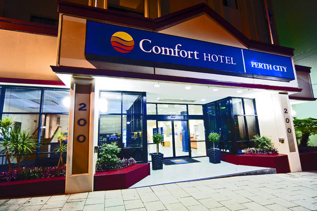 Comfort Hotel Perth City - Accommodation Gold Coast