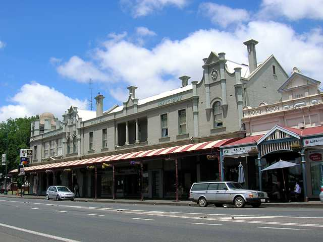 Commercial Hotel Camperdown - Accommodation Gold Coast